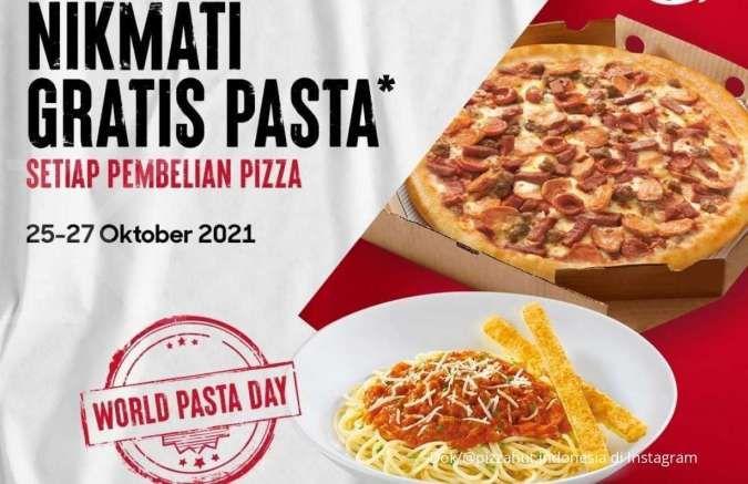 Promo Pizza Hut terbaru