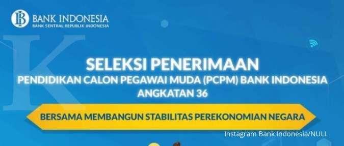 Bank Indonesia buka lowongan menarik untuk pencari kerja, simak infonya ini