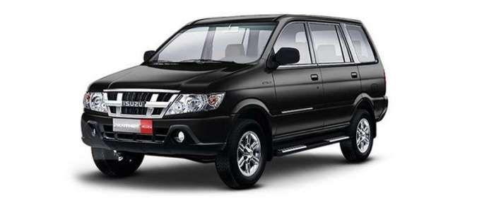 Isuzu Panther used car price