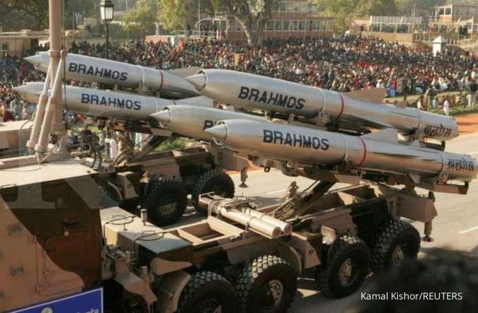 Rudal jelajah hipersonik BrahMos akan jadi andalan baru Angkatan Darat Filipina