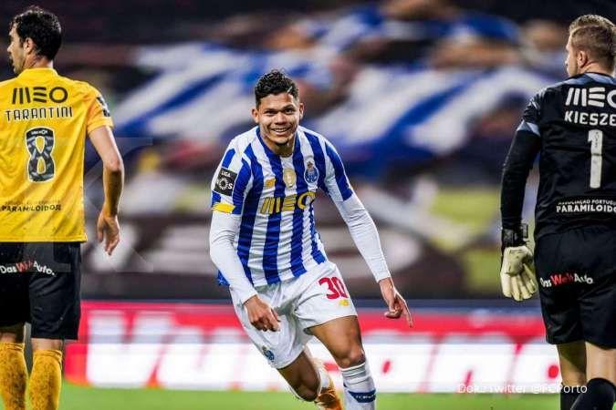 Jelang laga FC Porto vs Juventus di Liga Champions