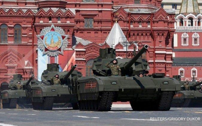 Tank canggih T-14 ini siap bergabung dengan militer Rusia, bisa apa saja?