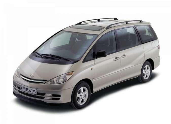MPV mewah ini murah banget, harga mobil bekas Toyota Previa mulai Rp 80 juta saja.