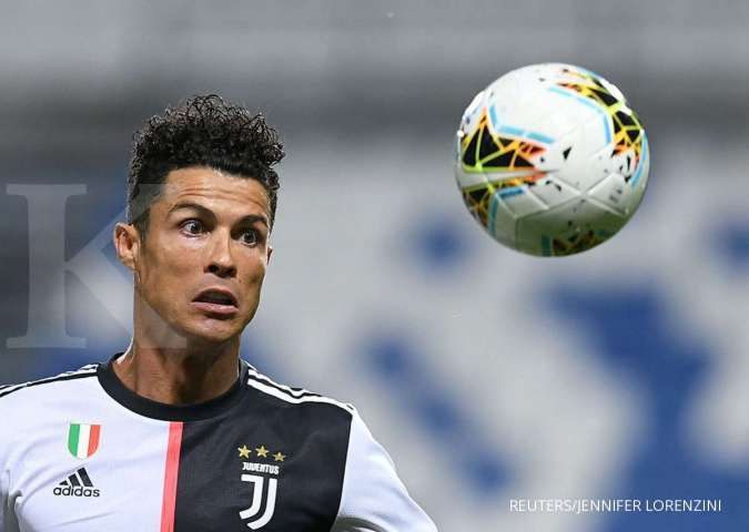Andai Juventus berjaya di Liga Champions, Ronaldo bisa pecahkan daftar rekor ini