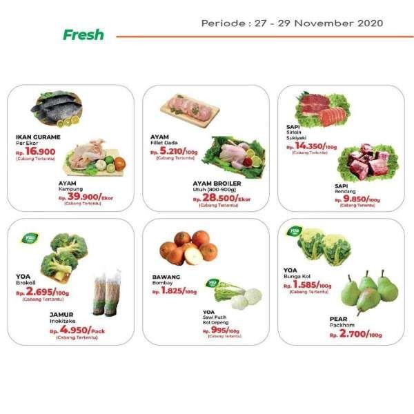 Promo Jsm Yogya Supermarket 27 29 November 2020 Harga Heran