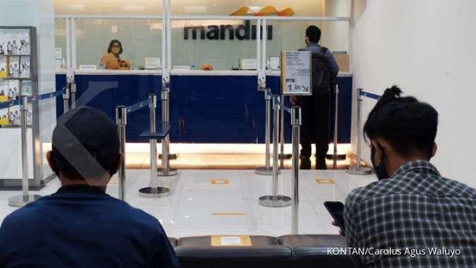Melemah tipis, berapa kurs dollar-rupiah di Bank Mandiri, hari ini Jumat 22 Januari?