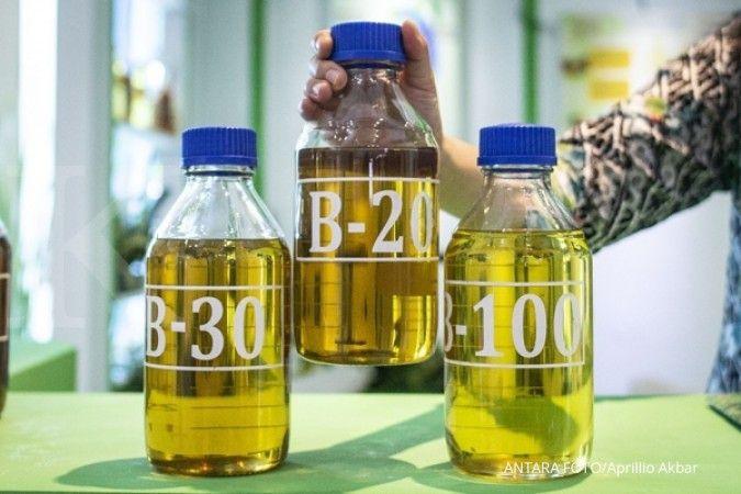 Harga CPO jatuh, industri boiler berharap pada program B20 dan B30