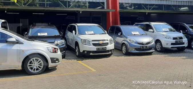Simak daftar harga mobil bekas sedan murah mulai Rp 50 jutaan