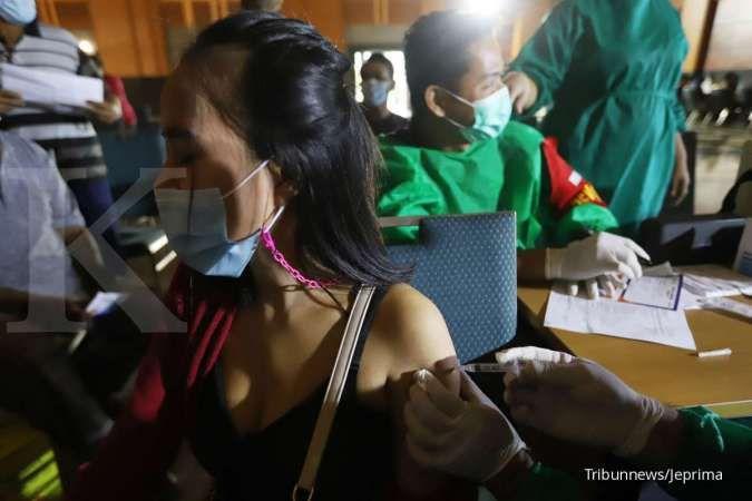 UPDATE Corona di Jakarta Jumat (17/9) positif 206 sembuh 357, meninggal 5