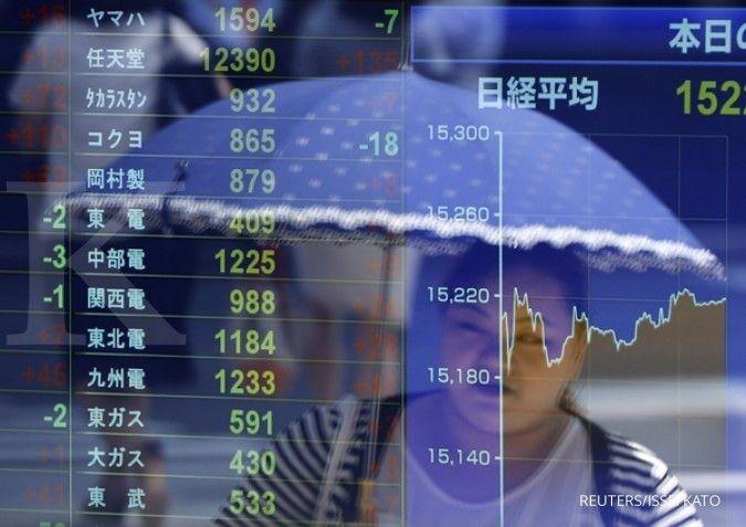 Bursa Asia lesu mengekor Dow Jones