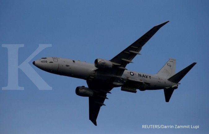 Boeing P-8A Poseidon. REUTERS/Darrin Zammit Lupi/File Photo