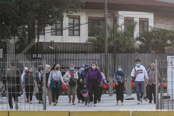Di tengah pandemi corona, selalu siapkan masker cadangan