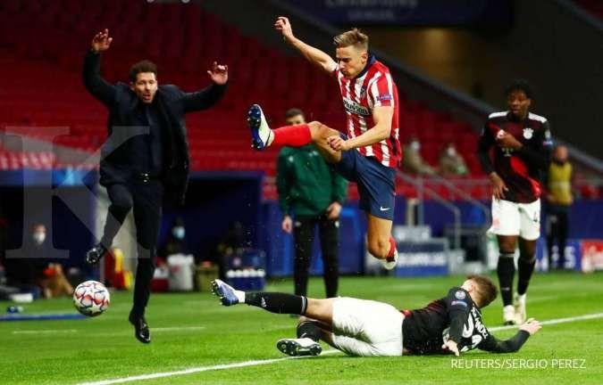 Real Madrid bidik Wanda Metropolitano jadi kandang sementara