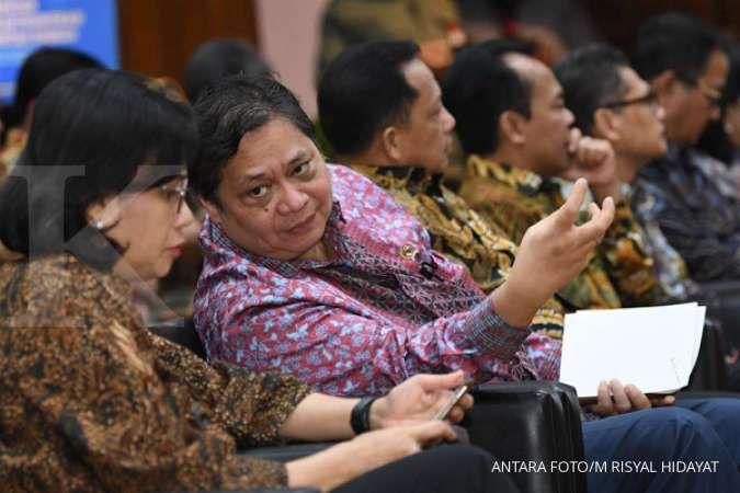 Airlangga Hartarto apresiasi kinerja TPIP kendalikan inflasi 2019