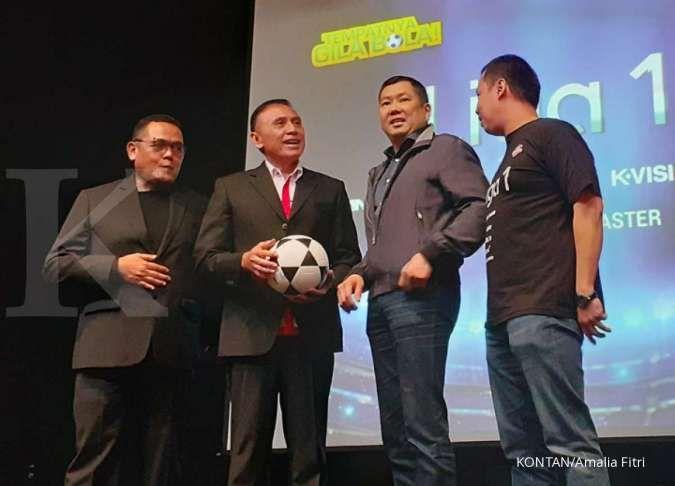 MNC Vision Networks (IPTV) bidik hingga 7.000 pelanggan baru dari gelaran Liga 1