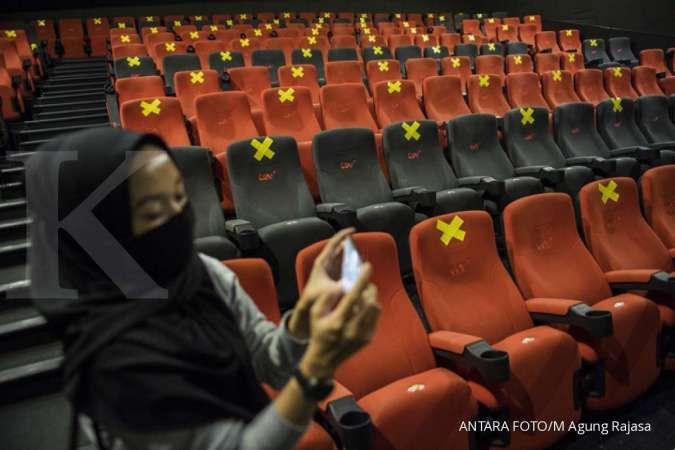 Virus corona dapat menyebar di udara, ini saran epidemiolog terkait aktivitas bioskop