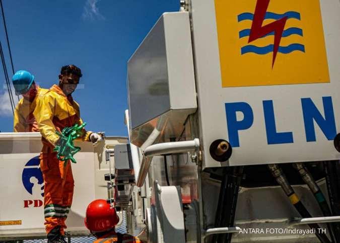 Dampak banjir di Kalimantan Selatan, PLN pulihkan 426 gardu listrik