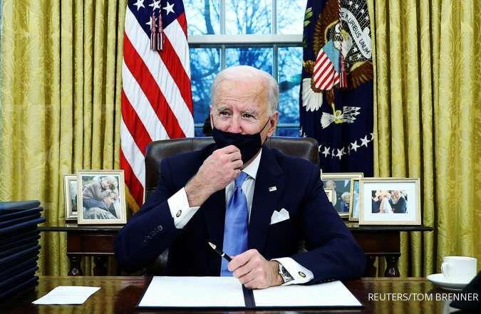 Cemas, Joe Biden peringatkan China akan menyantap makan siang Amerika