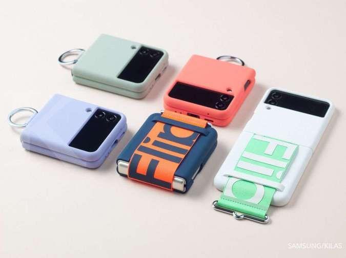 Ini Empat Alasan Vino G Bastian Kepincut Samsung Galaxy Z Flip3