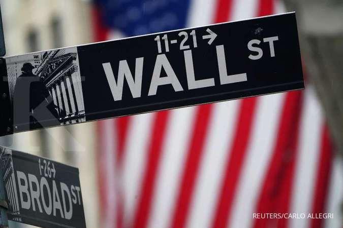 3 Indeks utama Wall Street ambles, kasus corona di AS melonjak lagi. REUTERS/Carlo Allegri