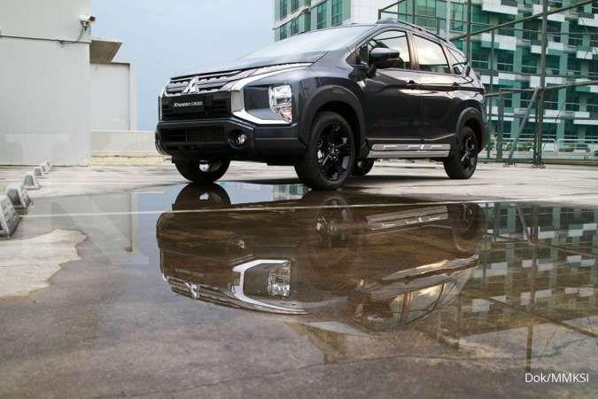 Februari, harga mobil bekas Mitsubishi Xpander tahun muda mulai Rp 160 juta