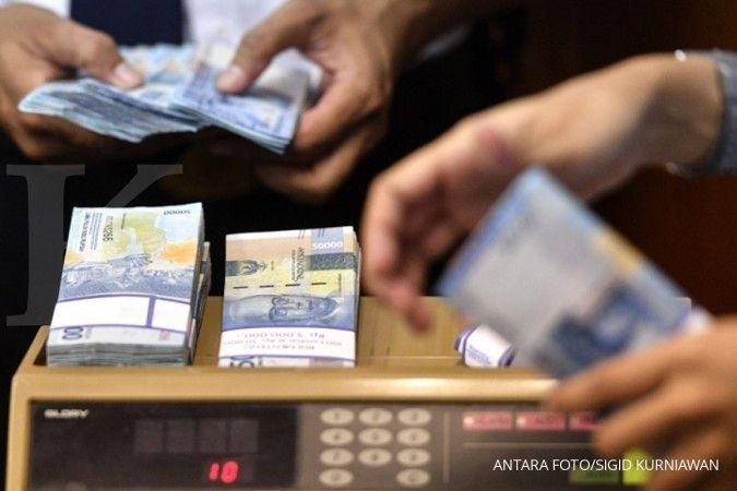 Rupiah spot berhasil ditutup menguat ke Rp 14.243 per dolar AS pada hari ini (15/9)