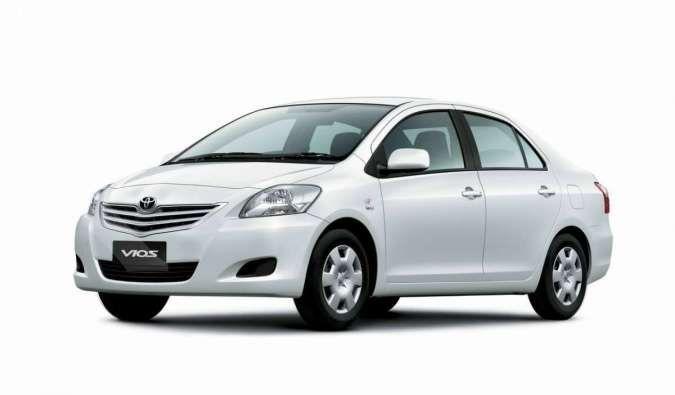 Bersahabat, kini harga mobil bekas Toyota Vios terendah Rp 60 jutaan per Maret 2021