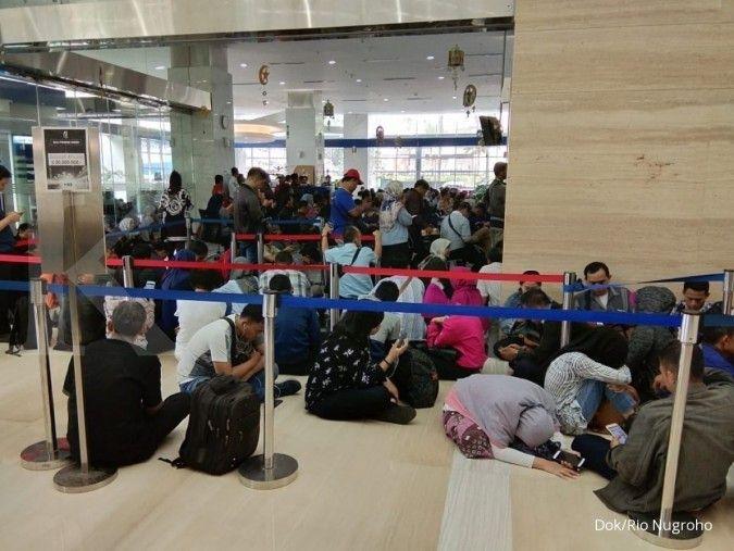 Setor tunai di BCA dan Mandiri selama libur Lebaran capai belasan triliun rupiah