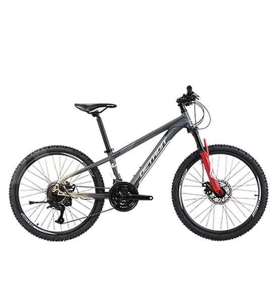 Ada pilihan warna keren, harga sepeda gunung United Detroit SV 24 masih hemat