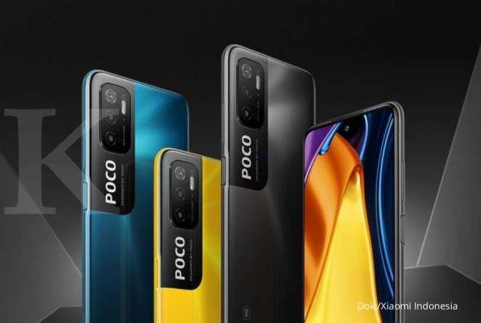 Intip harga POCO M3 Pro terbaru bulan Oktober 2021, pilihan HP 5G termurah