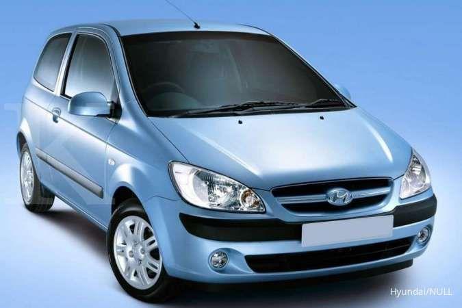 Harga mobil bekas Hyundai Getz per September 2020