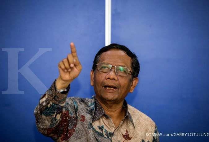 Mahfud MD: Pemerintah akan melanjutkan pembahasan RUU perampasan aset tindak pidana