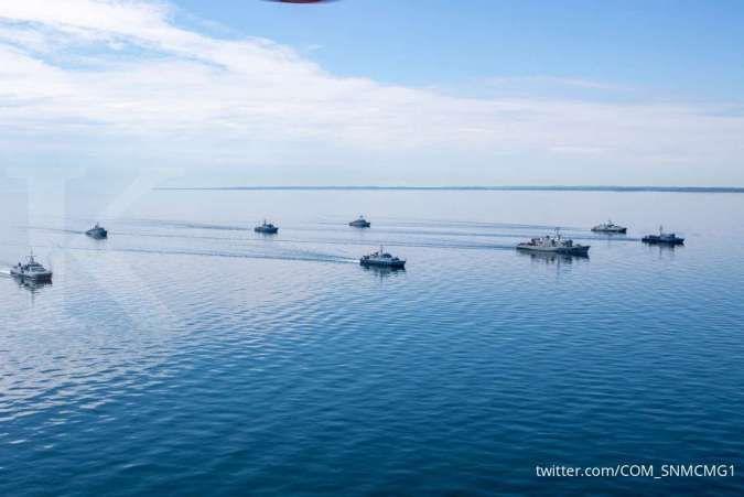 Angkatan Laut AS ambil alih komando pasukan penanggulangan ranjau NATO