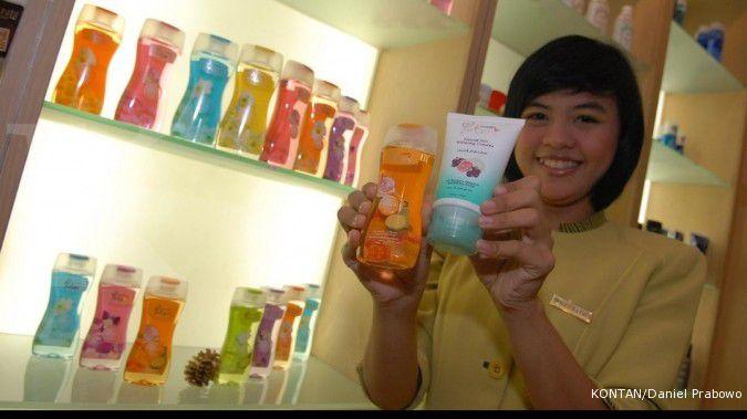 Ada banyak skincare untuk remaja yang bisa dipilih sesuai dengan tipe kulit. KONTAN/Daniel Prabowo/23/12/2009