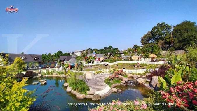 Cimory Dairyland Prigen, rekomendasi tempat liburan untuk long weekend
