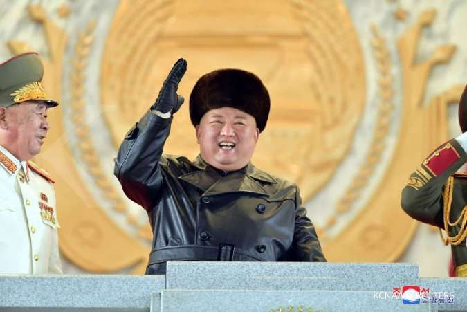 Tak biasa, Kim Jong-un kirim hadiah ulang tahun untuk masyarakat biasa