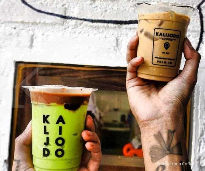 Berharap berjodoh dengan cuan Kalijodo Coffee