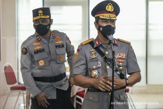 Ketua KPK Firli dilaporkan soal sewa helikopter, ini respons Kabareskrim Polri