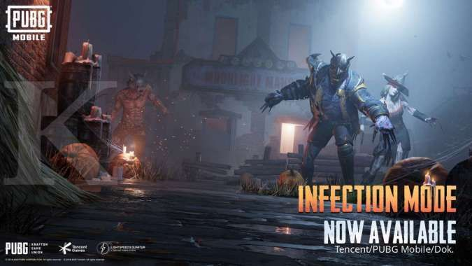 PUBG Mobile - Infection Mode