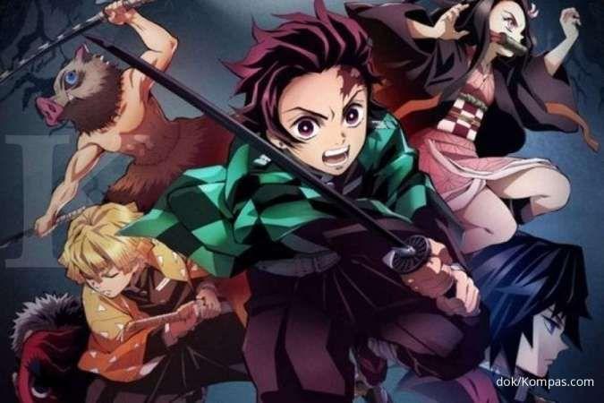 Cara nonton dan link streaming Demon Slayer: Kimetsu no Yaiba sub Indo di iQIYI