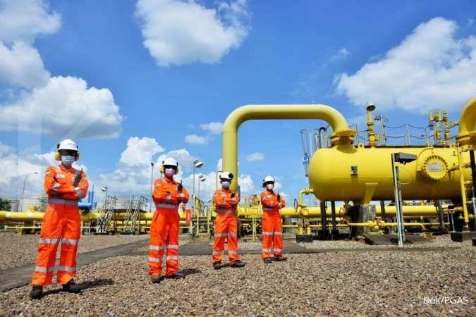 PGN bakal pasok gas untuk Kawasan Industri Kendal dan Kawasan Industri Terpadu Batang