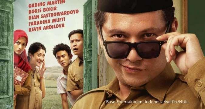 Dian Sastrowardoyo bangga film Guru-Guru Gokil segera tayang di Netflix