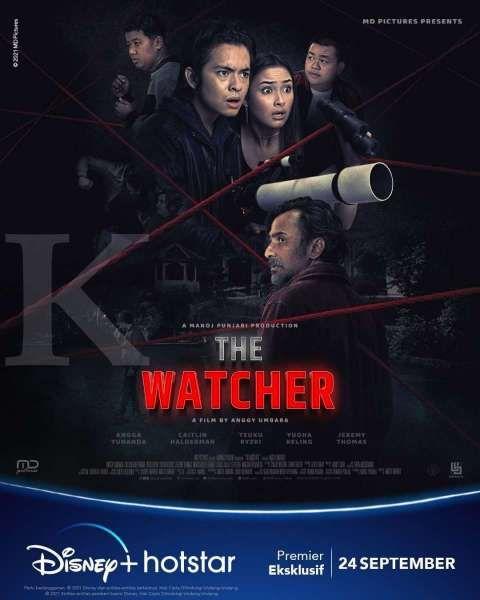 Film Indonesia terbaru The Watcher