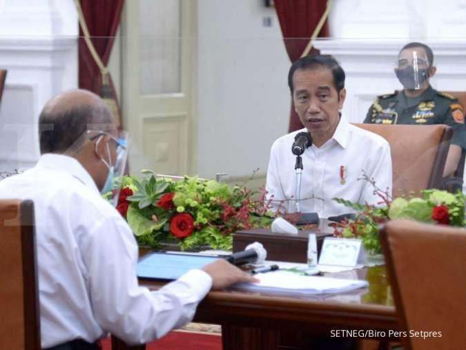 Jokowi ingatkan Indonesia masih tertinggal dalam menangkap peluang ekspor