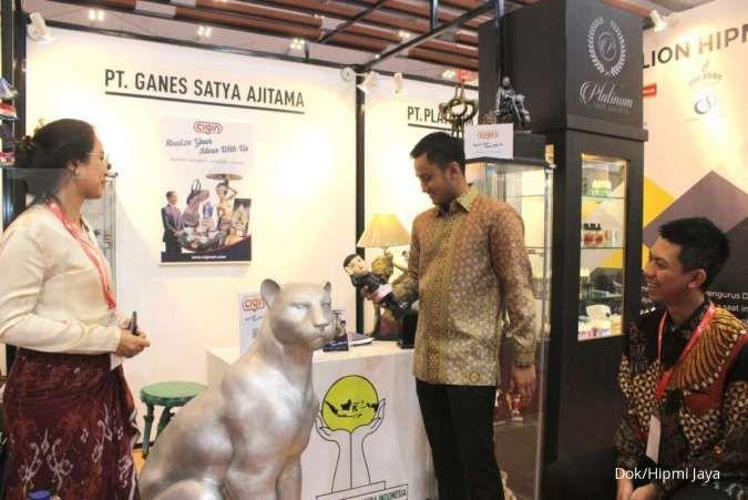 Manfaatkan TEI 2019, Hipmi Jaya ingin produk unggulan Indonesia dikenal dunia