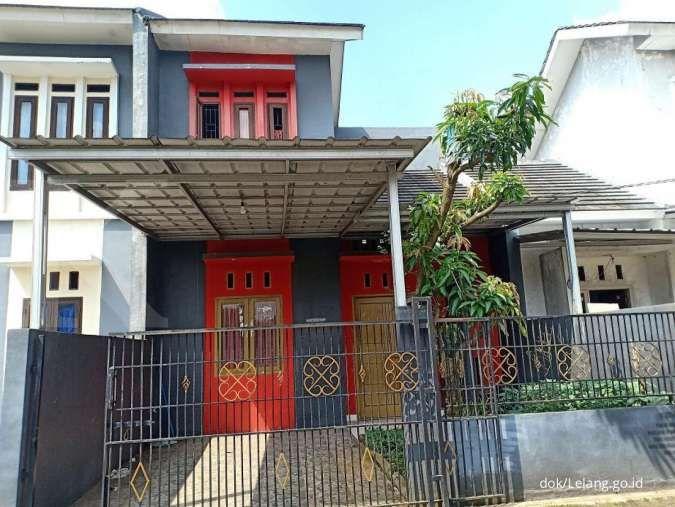 Di Sawangan Depok, 1 unit lelang rumah sitaan Bank BNI Syariah, harga Rp 190-an juta
