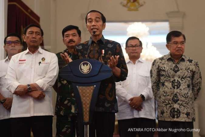 Jokowi hopes to meet Prabowo to ease tensions