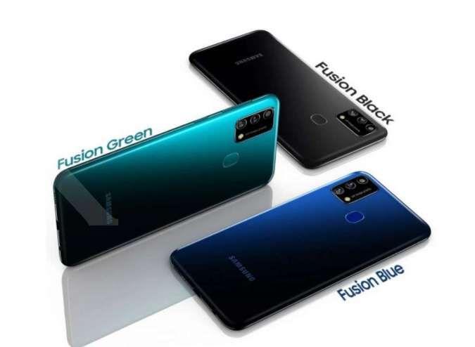 Varian warna Samsung Galaxy F41