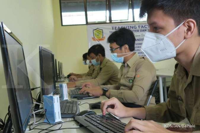 Covid-19 klaster perkantoran di Jakarta naik, ini daerah dengan kasus terbanyak