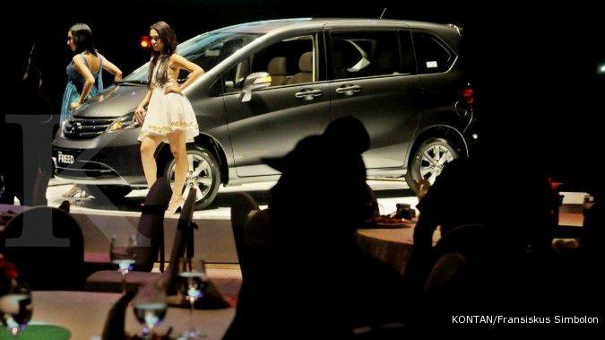 Lelang mobil sitaan pajak, harga Rp 100-an juta, ada Honda Freed dan Honda City
